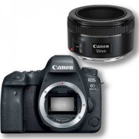 Canon EOS 6D Mark II kit 50